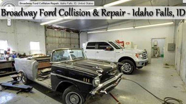 Broadway Ford Idaho Falls >> Reviews Broadway Ford Collision Repair Idaho Falls Id Auto