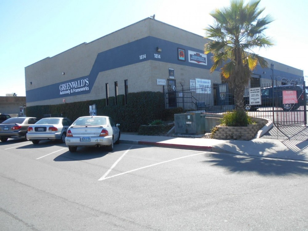 Fix Auto National City
