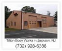 Tilton Body Works - Jackson 360 West Commodore Blvd  Jackson, NJ 08527 Collision Repair Professionals.  We are centrally located with easy access for our customers.