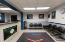 The waiting area at our body shop, located at Seymour, CT, 06483 is a comfortable and inviting place for our guests.