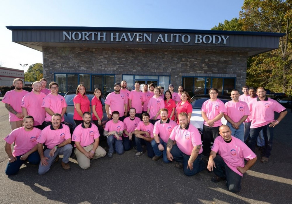 At North Haven Autobody, located at North Haven, CT, 06473, we have friendly and very experienced office personnel ready to assist you with your collision repair needs.