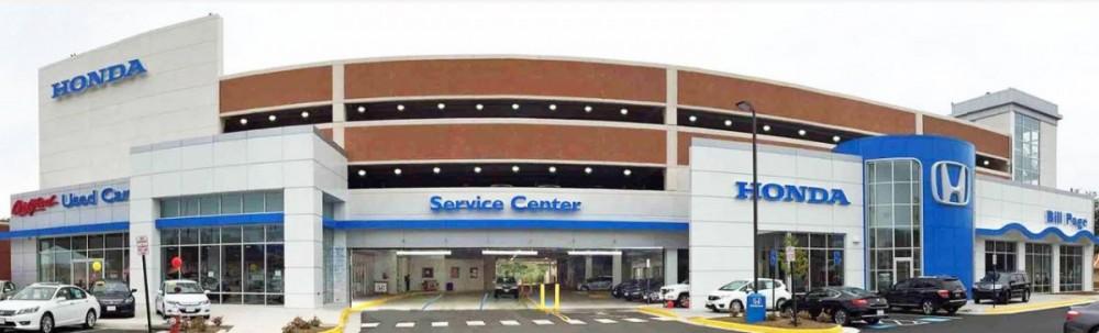Fairfax Honda Service >> Reviews, Bill Page Collision Center - Fairfax VA - Auto ...