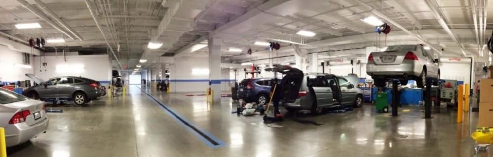 Fairfax Honda Service >> Reviews, Bill Page Collision Center - Fairfax VA - Auto Body Review