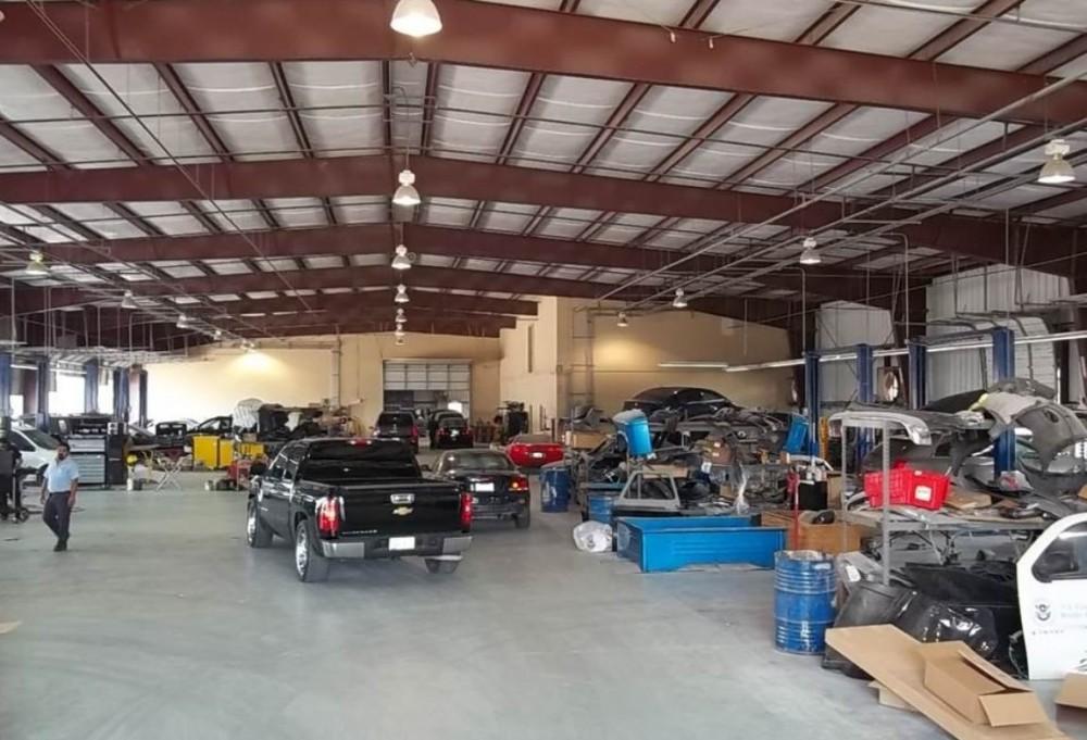 Bert Ogden Nissan >> Reviews, Bert Ogden Collision Care Center - Mission TX ...