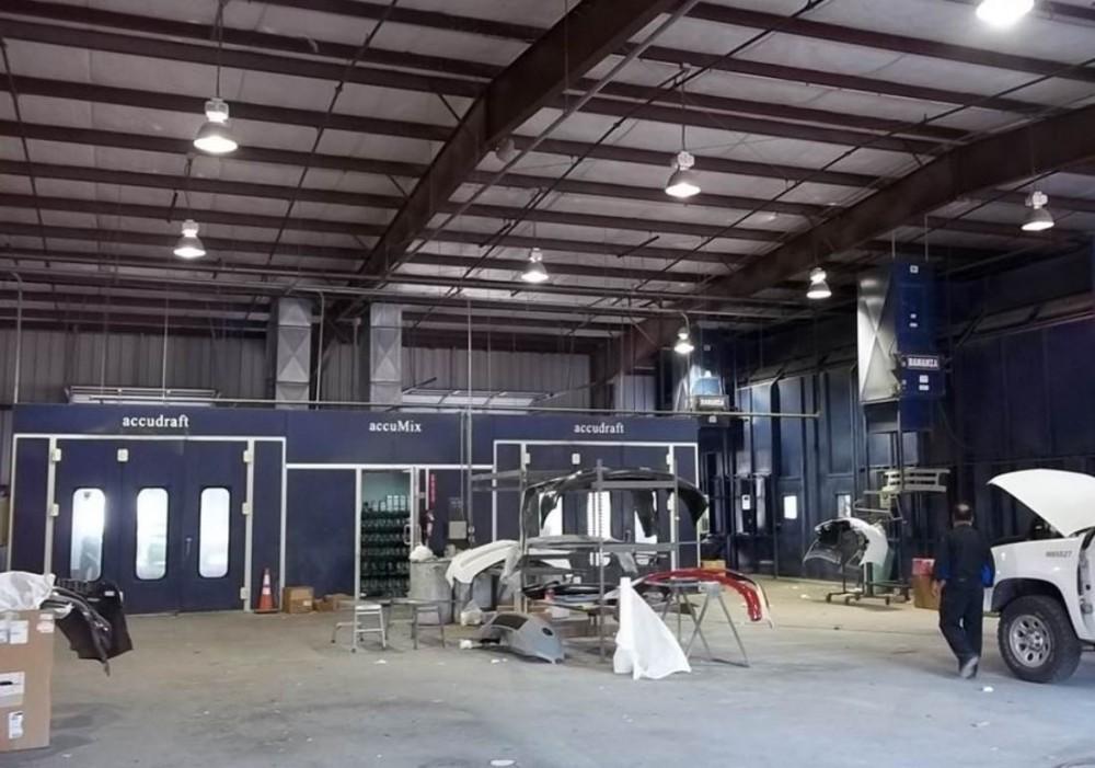 Bert Ogden Gmc >> Reviews, Bert Ogden Collision Care Center - Mission TX ...