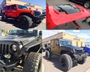 Looking for a custom paint job, look no further than Arizona Collision Center, located in Tempe, AZ!