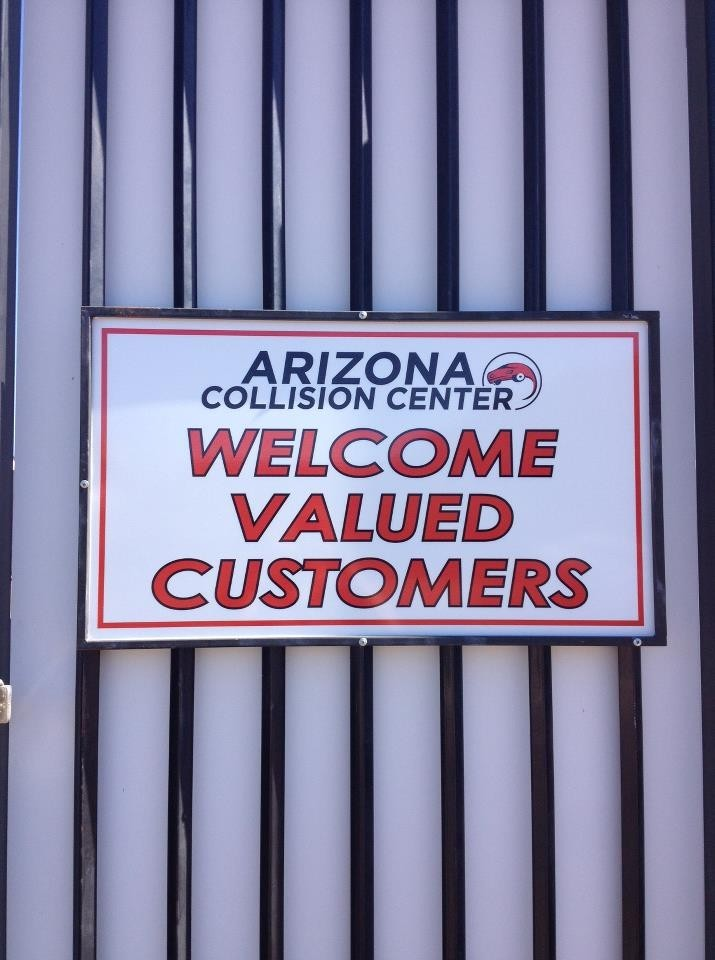 We are a professional quality, Collision Repair Facility located at Tempe, AZ, 85281. We are highly trained for all your collision repair needs.