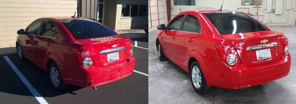 At Right Choice Collision Center, we are proud to post before and after collision repair photos for our guests to view.