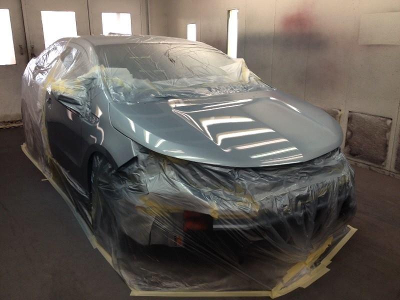 Rocci's Auto Body 17995 Monterey St.  Morgan Hill, CA 95037