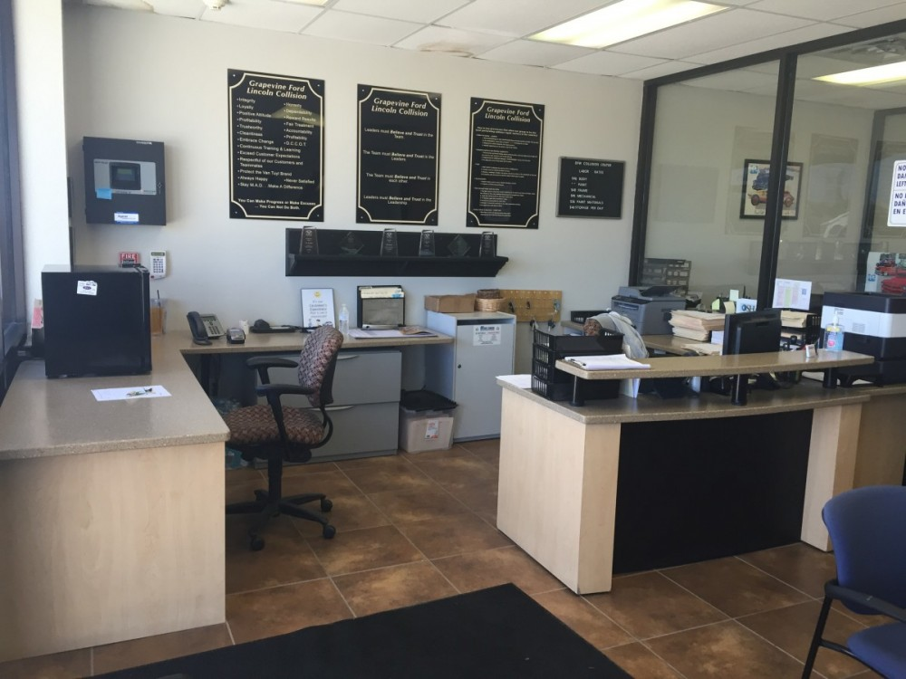 DFW Collision Centers East Grapevine