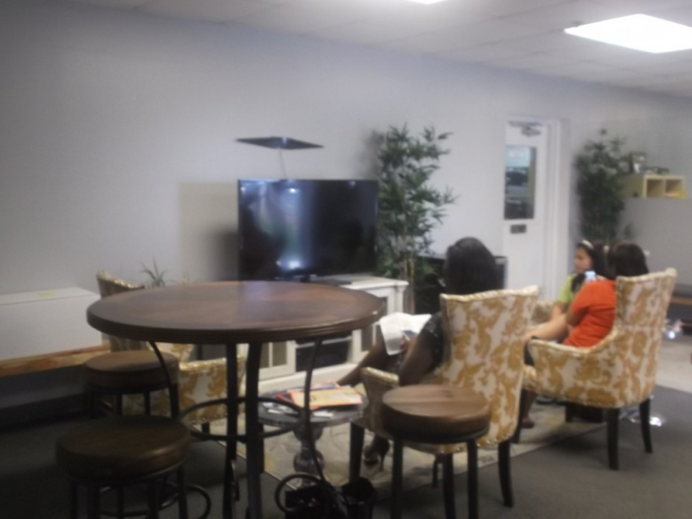 DFW Collision Centers Arlington 4301 Doskocil Drive  Arlington, TX 76017  our lobby and waiting area is a place that you can relax while we tend to your collision repair needs.