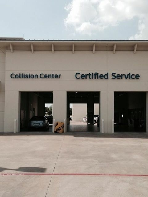 DFW Collision Centers Frisco