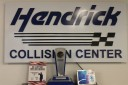 At Hendrick Collision Center - Fayetteville we always Proud to Display Our Signs...