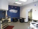 Hendrick Chevrolet Shawnee Mission 8300 Shawnee Mission Parkway  Merriam, KS 66202 Collision Repair experts.    Our office and comfortable waiting office awaits our guests..