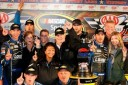 Rick Hendrick, Jimmie Johnson, and all of the No. 48 team on their win Sunday at Texas Motor Speedway!
