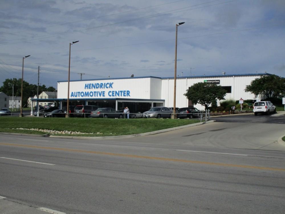Hendrick Collision Center of Kansas City 9400 Troost Ave  Kansas City, MO 64131