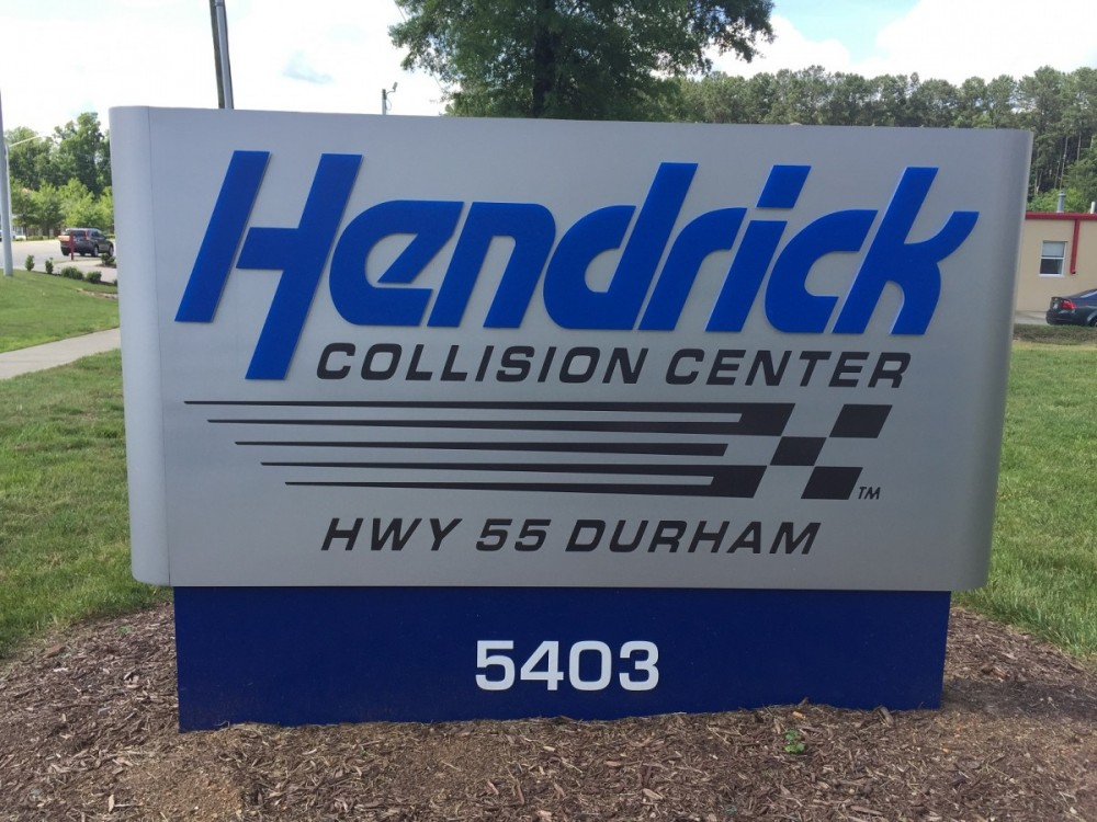 Hendrick Collision Center Hwy 55 - We are a high volume, high quality, Collision Repair Facility located at Durham, NC, 27713. We are a professional Collision Repair Facility, repairing all makes and models.