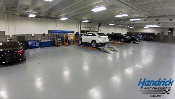 Hendrick Luxury Collision Center