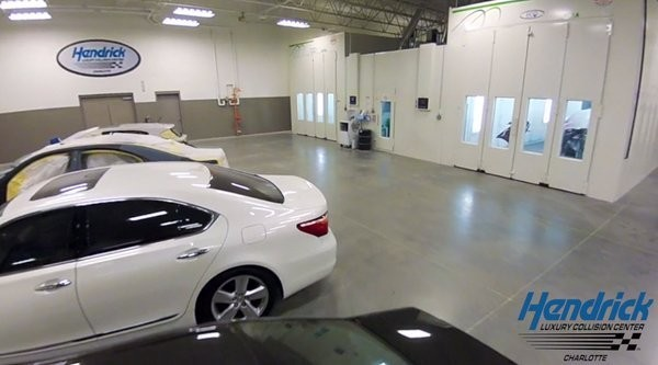 Reviews Hendrick Luxury Collision Center Charlotte Charlotte NC - Lexus collision center