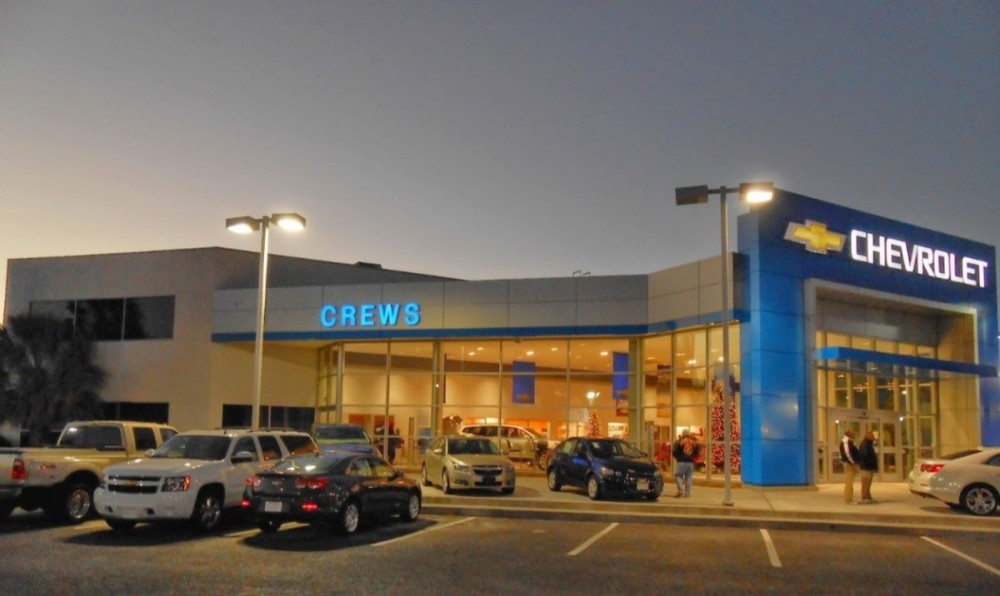 Crews Chevrolet 8199 Rivers Ave North Charleston, SC 29406 