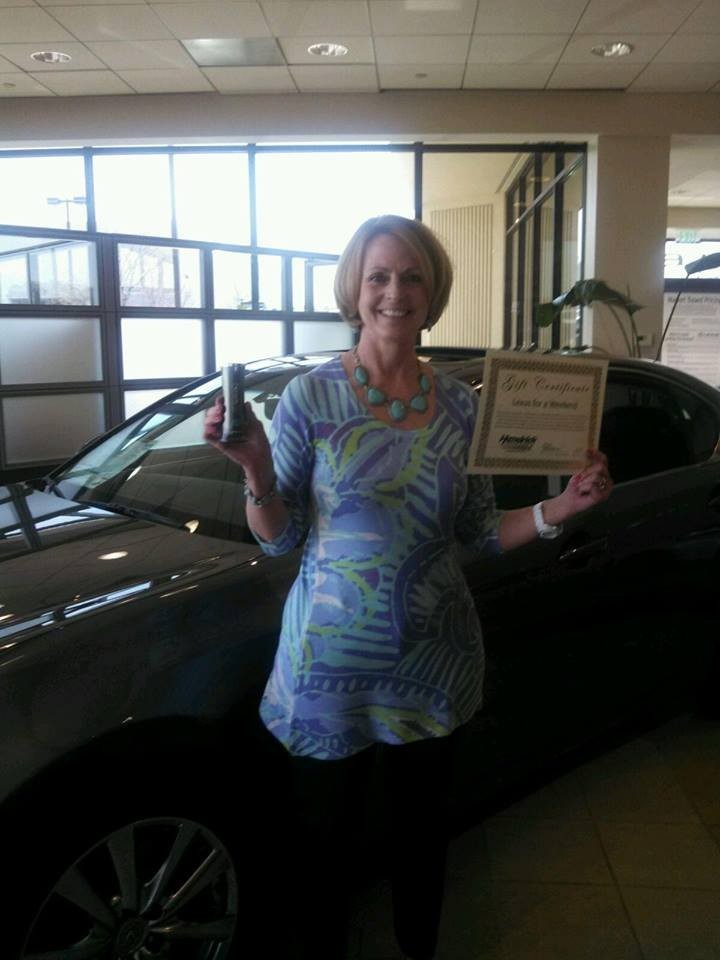 Superior Lexus North 9350 Nw Prairie View Road  Kansas City, MO 64153  Happy and Smiling Guests assures us that we are doing good  !!!