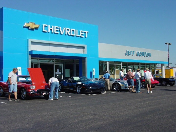 Jeff Gordon Chevrolet 228 S College Rd  Wilmington, NC 28403 Collision Repair specialists. Auto Body & Paint