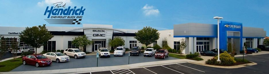 Rick Hendrick Chevrolet Buick GMC 12050 W. Broad St.  Richmond, VA 23233-1001 Collision Repairs.  Auto Body & Paint specialists.  We are centrally located with easy access and ample parking for our guests .