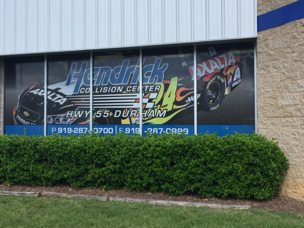 Hendrick Collision Center Hwy 55 - Structural repairs done at Hendrick Collision Center Hwy 55 are exact and perfect, resulting in a safe and high quality collision repair.