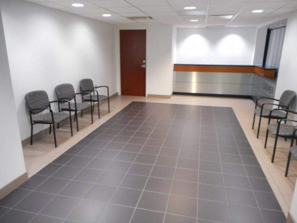 Hendrick Collision Center Hickory - Here at Hendrick Collision Center Hickory,  NC, 28603, we have a welcoming waiting room.