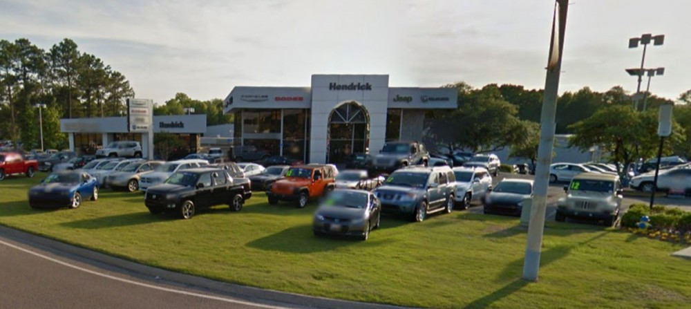 Hendrick Chrysler Dodge Jeep