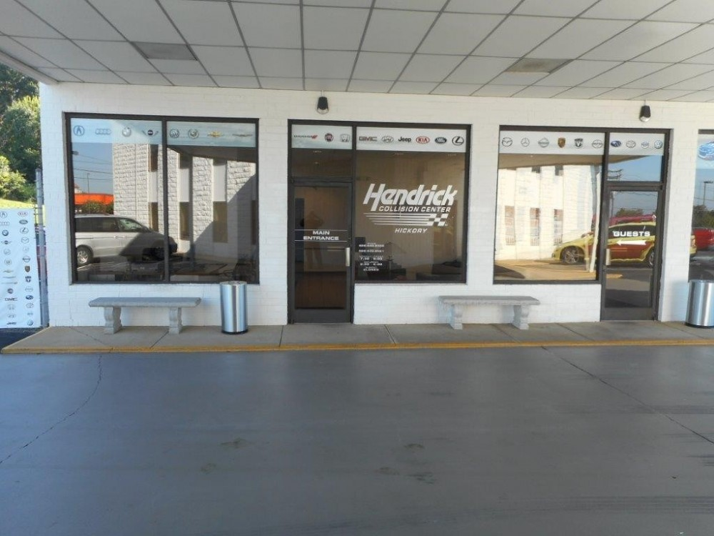 Hendrick Collision Center Hickory -  located at NC, 28603, we have friendly and very experienced office personnel ready to assist you with your collision repair needs.