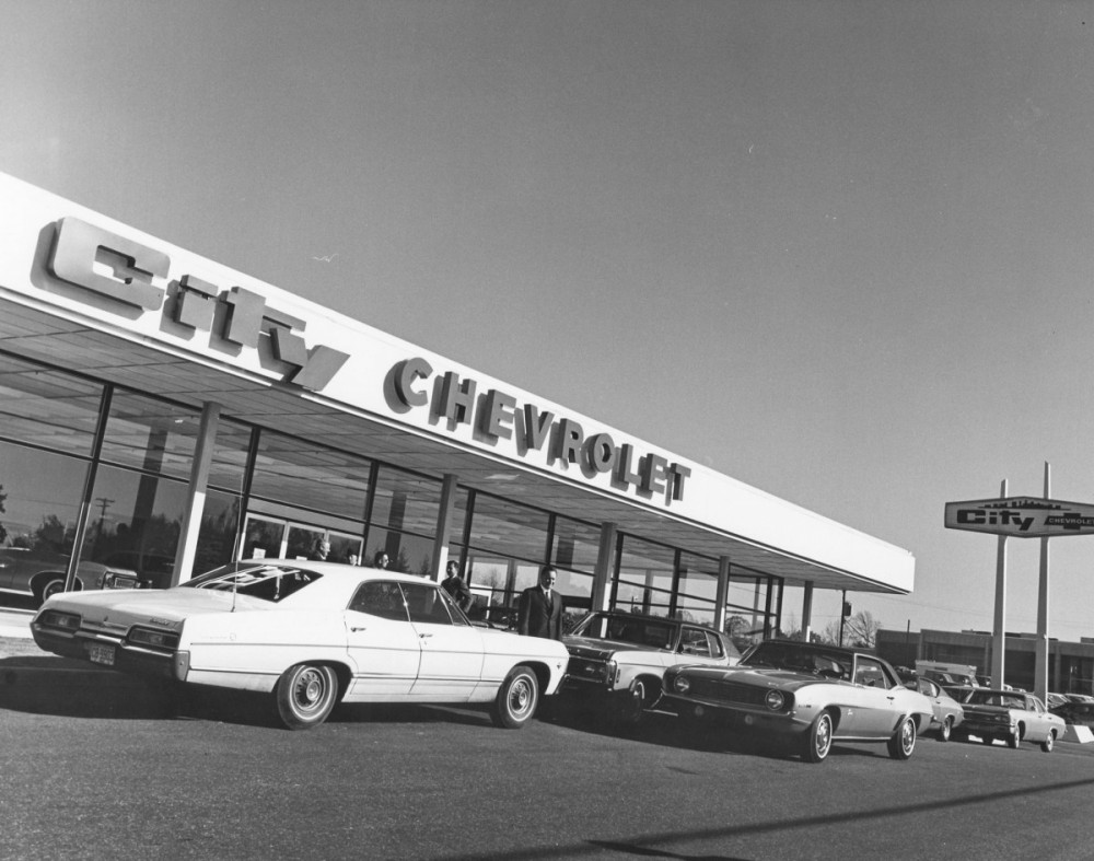 Beautiful ... City Chevrolet 5101 E Independence Blvd Charlotte, NC 28212 A Solid  Established Business Since 1935