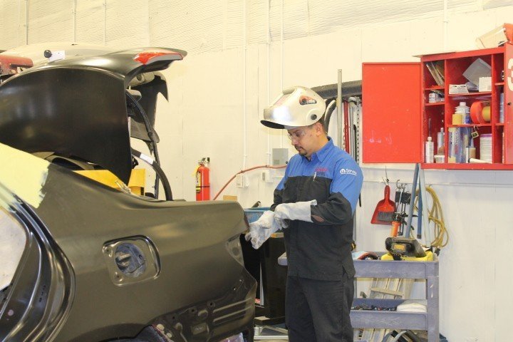 Hendrick Chrysler Jeep - All of our body technicians at Hendrick Collision Chrysler Jeep Fayetteville, Fayetteville, NC, 28303, are skilled and certified welders.