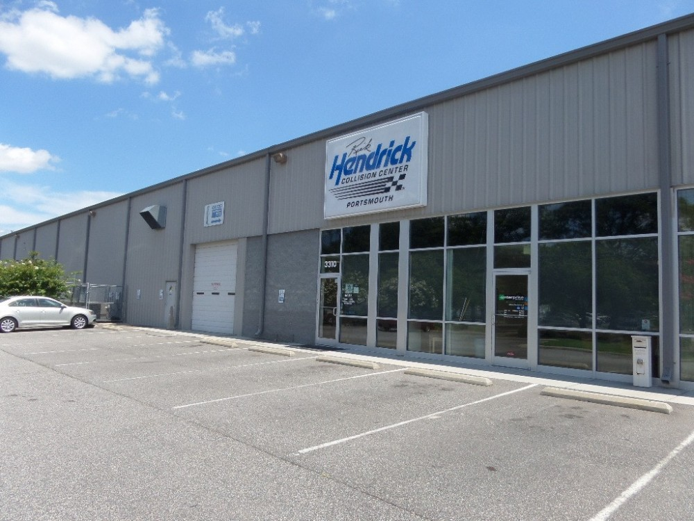Rick Hendrick Collision Center Portsmouth