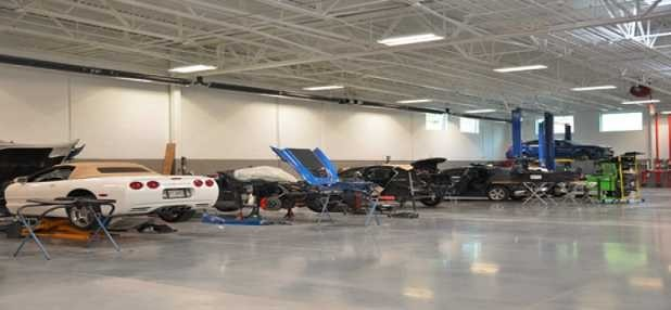 ... We Are A Professional Quality, Collision Repair Facility Located At  Buford, GA, 30518 At Hendrick Luxury Collision ...