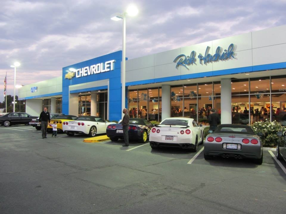 ... City Chevrolet 5101 E Independence Blvd Charlotte, NC 28212 Centrally  Located For Easy Access.