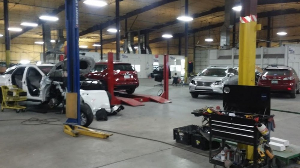 reviews, lexus of tampa bay collision center - tampa fl - auto body