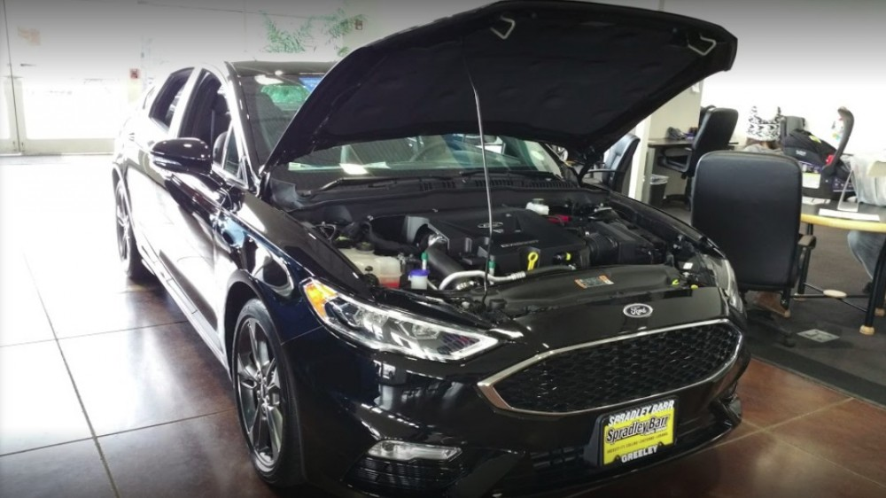 Spradley Barr Ford >> Reviews, Spradley Barr Collision Center - Greeley CO ...