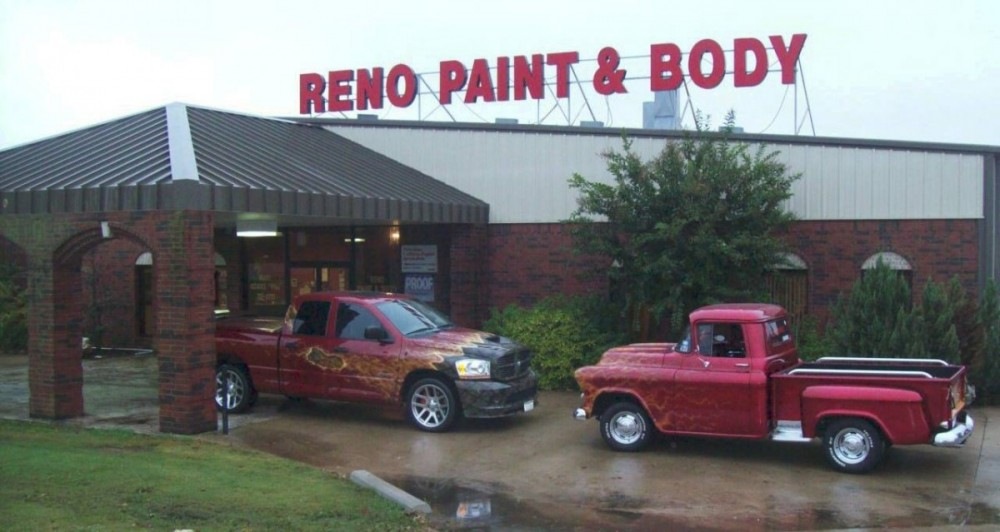 Reno Paint & Body - We are a high volume, high quality, Collision Repair Facility located at Paris, TX, 75462. We are a professional Collision Repair Facility, repairing all makes and models.