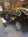 Danny Brown's Paint & Body Shop. Huntsville, TX.  Experience in Finishing   Technics