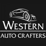 Western Auto Crafters Los Angeles CA 90029 Logo. Western Auto Crafters Auto body and paint. Los Angeles CA collision repair, body shop.