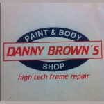 Danny Brown's Paint & Body Shop Huntsville TX 77320 Logo. Danny Brown's Paint & Body Shop Auto body and paint. Huntsville TX collision repair, body shop.