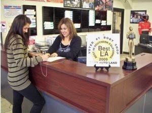 Sam's Auto Land, Gardena, CA
