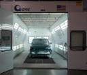 International Auto Crafters - Lake Elsinore - A professional refinished collision repair requires a professional spray booth like what we have here at International Auto Crafters - Lake Elsinore in CA, 92530.