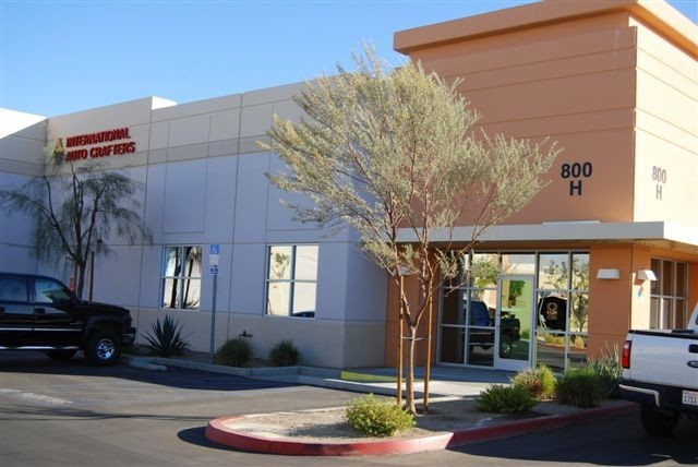 International Auto Crafters - Palm Desert 73605 Dinah Shore Drive 800H  Palm Desert, CA 92210  Centrally Located For Our Guest's Convenience
