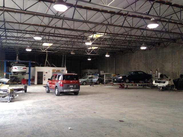 International Auto Crafters - Palm Desert 73605 Dinah Shore Drive 800H  Palm Desert, CA 92210  A Large Collision Repair Facility