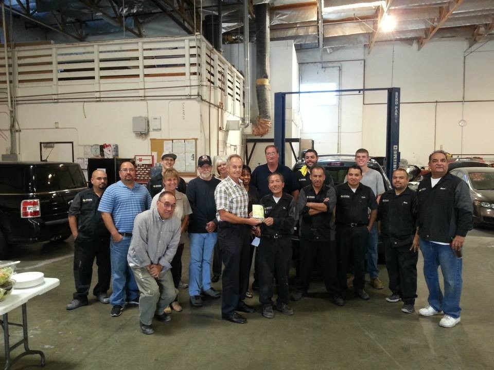 International Auto Crafters II 29385 Hunco Way  Lake Elsinore, CA 92530  A High Spirited Team Delivers High Quality Repairs & Service to Our Guests.....