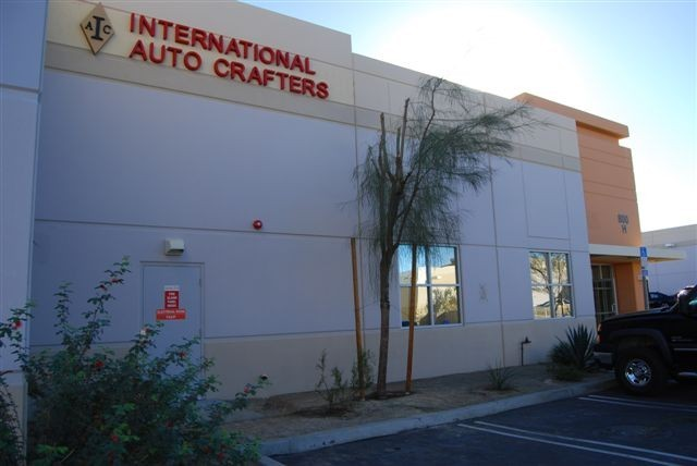 International Auto Crafters - Palm Desert 73605 Dinah Shore Drive 800H  Palm Desert, CA 92210  Centrally Located For Our Guest's Convience