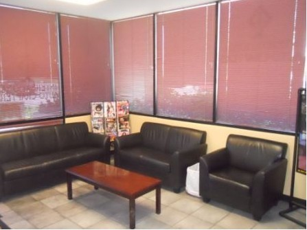 International Auto Crafters Moreno Valley - located in CA, 92553, we have a welcoming waiting room.