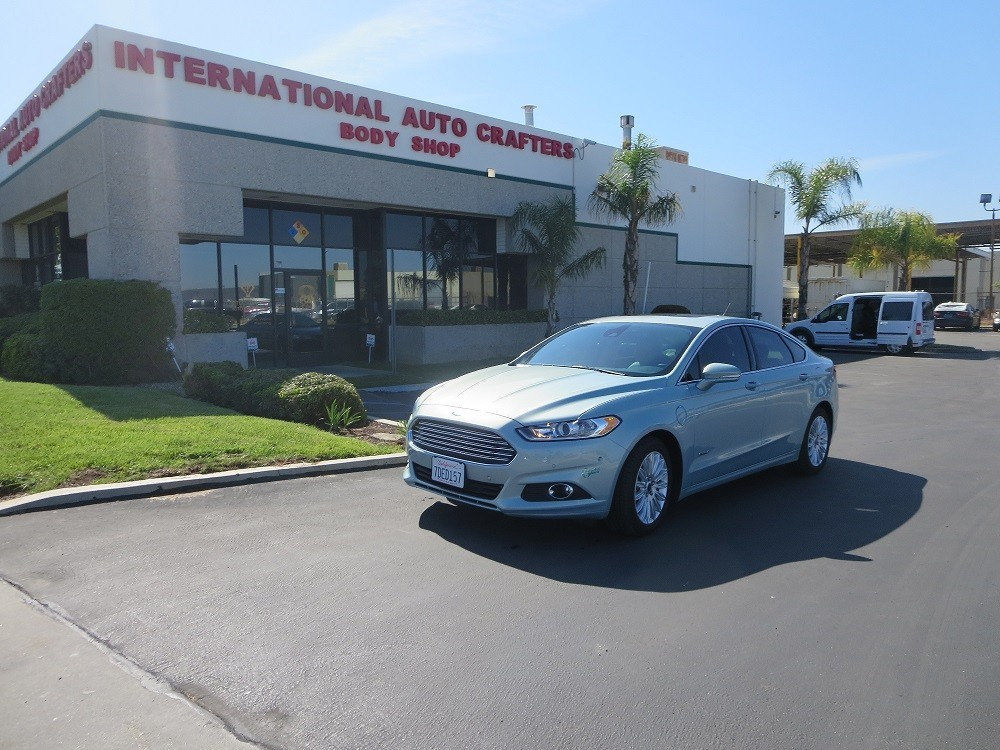 International Auto Crafters - Moreno Valley - we deal with repairs ranging from collision damage to dent repair. We get them corrected, and have cars looking like new when they leave our shop located in 92553!